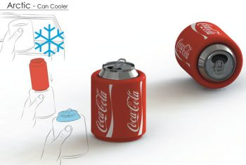 Arctic Can Cooler