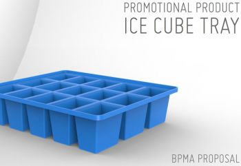 Promotional Ice Cube Tray