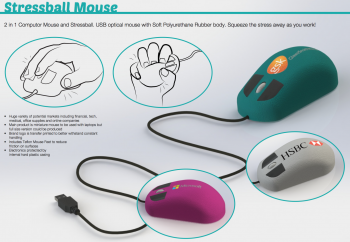 Stressball Mouse